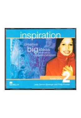 INSPIRATION 2 CLASS AUDIO CDs (SET 3 CD)