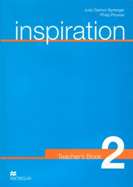 INSPIRATION 2 TEACHER'S BOOK