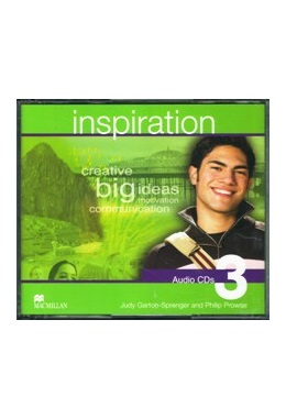 INSPIRATION 3 CLASS AUDIO CDs (SET 3 CD)