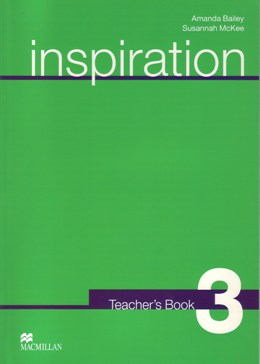 INSPIRATION 3 TEACHER'S BOOK