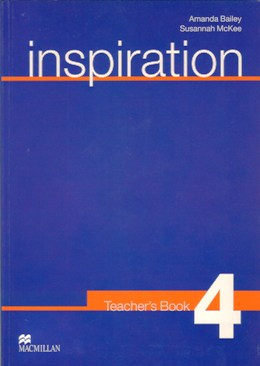 INSPIRATION 4 TEACHER'S BOOK