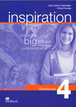 INSPIRATION 4 WORKBOOK