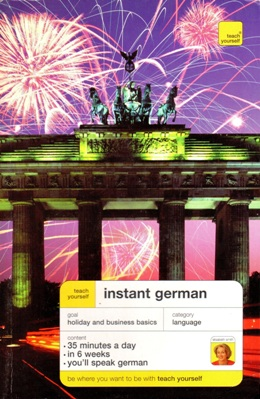 TEACH YOURSELF INSTANT GERMAN