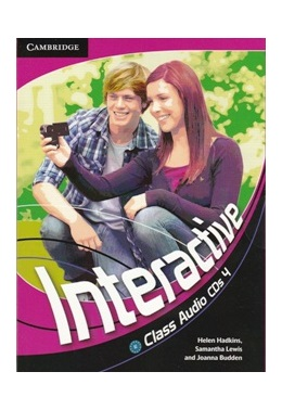 INTERACTIVE 4 CLASS AUDIO CDs (SET 3 CD)
