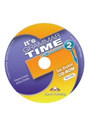 IT'S GRAMMAR TIME 2 TEST BOOKLET CD-ROM