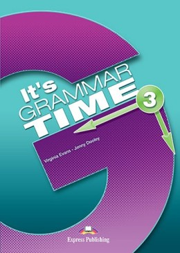 IT'S GRAMMAR TIME 3 STUDENT'S BOOK