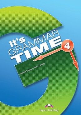 IT'S GRAMMAR TIME 4 STUDENT'S BOOK