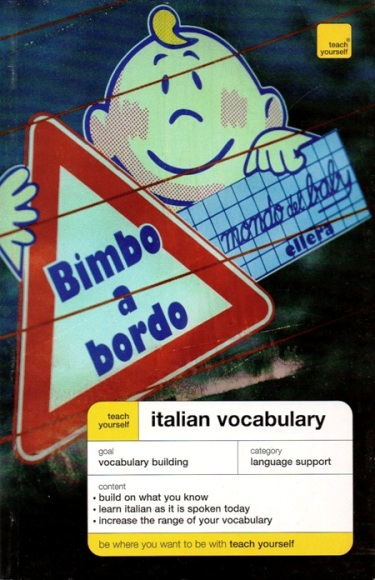 TEACH YOURSELF ITALIAN VOCABULARY