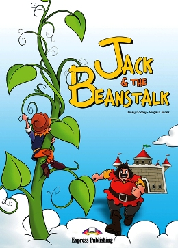 JACK & THE BEANSTALK WITH AUDIO CD