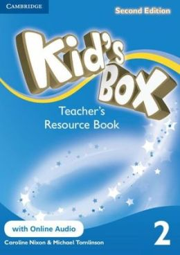 KID'S BOX 2ND EDITION 2 TEACHER'S RES. BOOK WITH ONLINE AUDIO