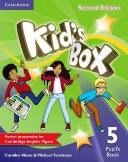 KID'S BOX 2ND EDITION 5 PUPIL'S BOOK