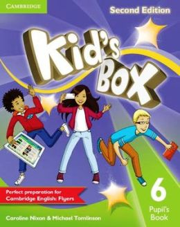 KID'S BOX 2ND EDITION 6 PUPIL'S BOOK