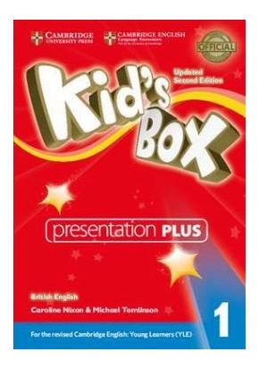 KID'S BOX UPDATED 2ND ED. 1 PRESENTATION PLUS DVD-ROM