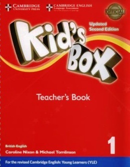 KID'S BOX UPDATED 2ND ED. 1 TEACHER'S BOOK