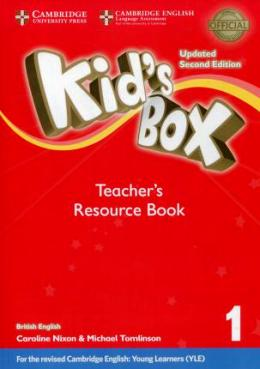 KID'S BOX UPDATED 2ND ED. 1 TEACHER'S RESOURCE BOOK PACK