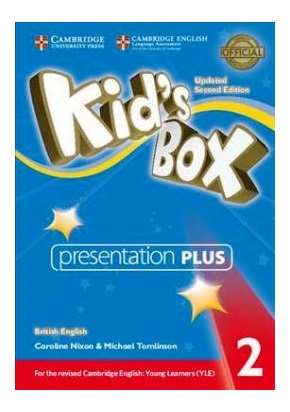 KID'S BOX UPDATED 2ND ED. 2 PRESENTATION PLUS DVD-ROM