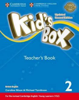 KID'S BOX UPDATED 2ND ED. 2 TEACHER'S BOOK
