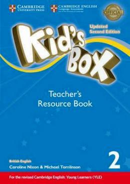 KID'S BOX UPDATED 2ND ED. 2 TEACHER'S RESOURCE BOOK PACK
