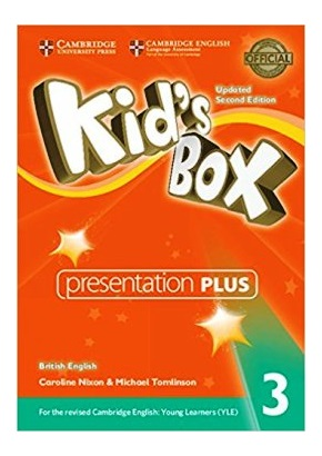 KID'S BOX UPDATED 2ND ED. 3 PRESENTATION PLUS DVD-ROM