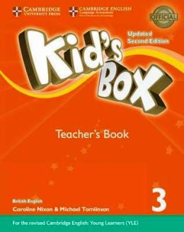 KID'S BOX UPDATED 2ND ED. 3 TEACHER'S BOOK