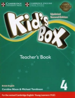KID'S BOX UPDATED 2ND ED. 4 TEACHER'S BOOK