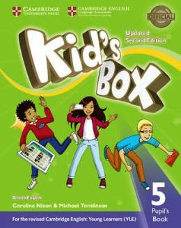 KID'S BOX UPDATED 2ND ED. 5 PUPIL'S BOOK