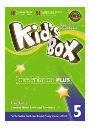 KID'S BOX UPDATED 2ND ED. 5 PRESENTATION PLUS DVD-ROM