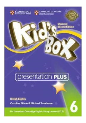 KID'S BOX UPDATED 2ND ED. 6 PRESENTATION PLUS DVD-ROM