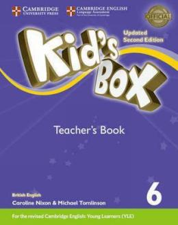 KID'S BOX UPDATED 2ND ED. 6 TEACHER'S BOOK