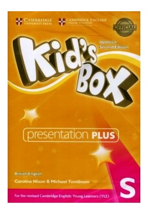 KID'S BOX UPDATED 2ND ED. STARTER PRESENTATION PLUS DVD-ROM