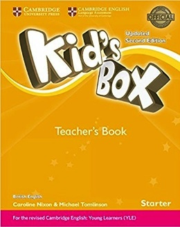KID'S BOX UPDATED 2ND ED. STARTER TEACHER'S BOOK