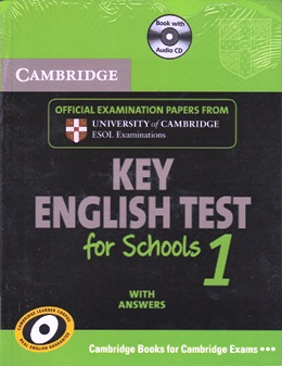 KEY ENGLISH TEST FOR SCHOOLS 1 SELF-STUDY PACK