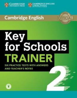 KEY FOR SCHOOLS TRAINER 2 PACK