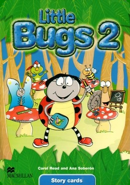 LITTLE BUGS 2 STORY CARDS