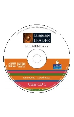 LANGUAGE LEADER ELEMENTARY CLASS CDs (SET 2 CD)
