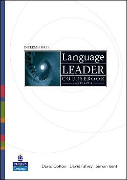 LANGUAGE LEADER INTERMEDIATE COURSEBOOK AND CD-ROM