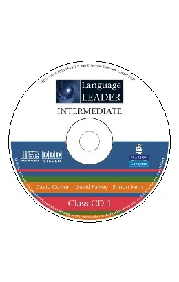 LANGUAGE LEADER INTERMEDIATE CLASS CDs (SET 2 CD)