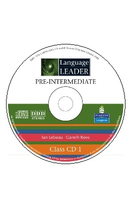 LANGUAGE LEADER PRE-INTERMEDIATE CLASS CDs (SET 2 CD)
