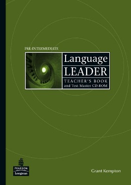 LANGUAGE LEADER PRE-INTERMEDIATE TEACHER'S BOOK PACK