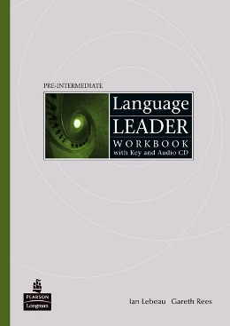LANGUAGE LEADER PRE-INTERMEDIATE WORKBOOK WITH KEY & AUDIO CD