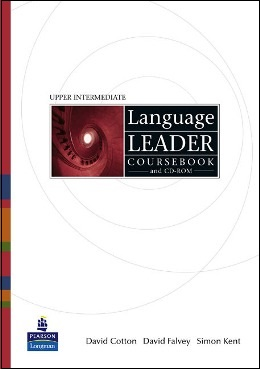 LANGUAGE LEADER UPPER INTERMEDIATE COURSEBOOK AND CD-ROM