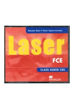 LASER FCE CLASS AUDIO CDs (SET 4 CD)