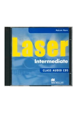 LASER INTERMEDIATE CLASS AUDIO CDs (SET 2 CD)
