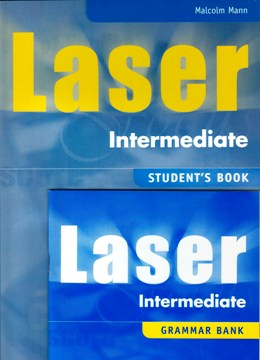 LASER INTERMEDIATE STUDENT'S BOOK WITH GRAMMAR BANK