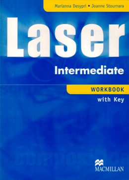 LASER INTERMEDIATE WORKBOOK WITH KEY