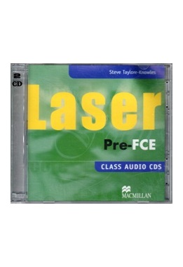 LASER PRE-FCE CLASS AUDIO CDs (SET 2 CD)