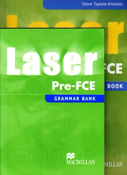 LASER PRE-FCE STUDENT'S BOOK WITH GRAMMAR BANK