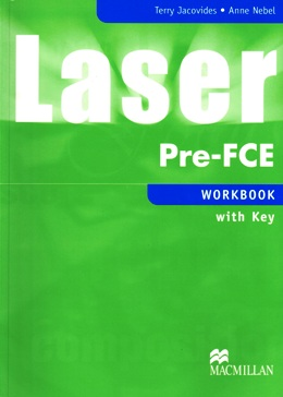 LASER PRE-FCE WORKBOOK WITH KEY