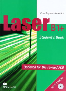 LASER 2ND EDITION B1+ STUDENT'S BOOK WITH CD-ROM