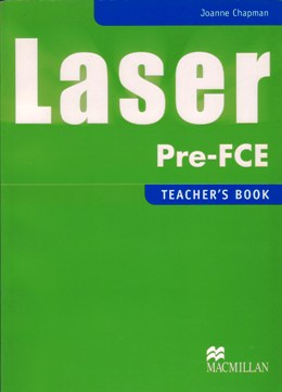 LASER PRE-FCE TEACHER'S BOOK